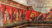Публичный дом в «древних» Помпеи