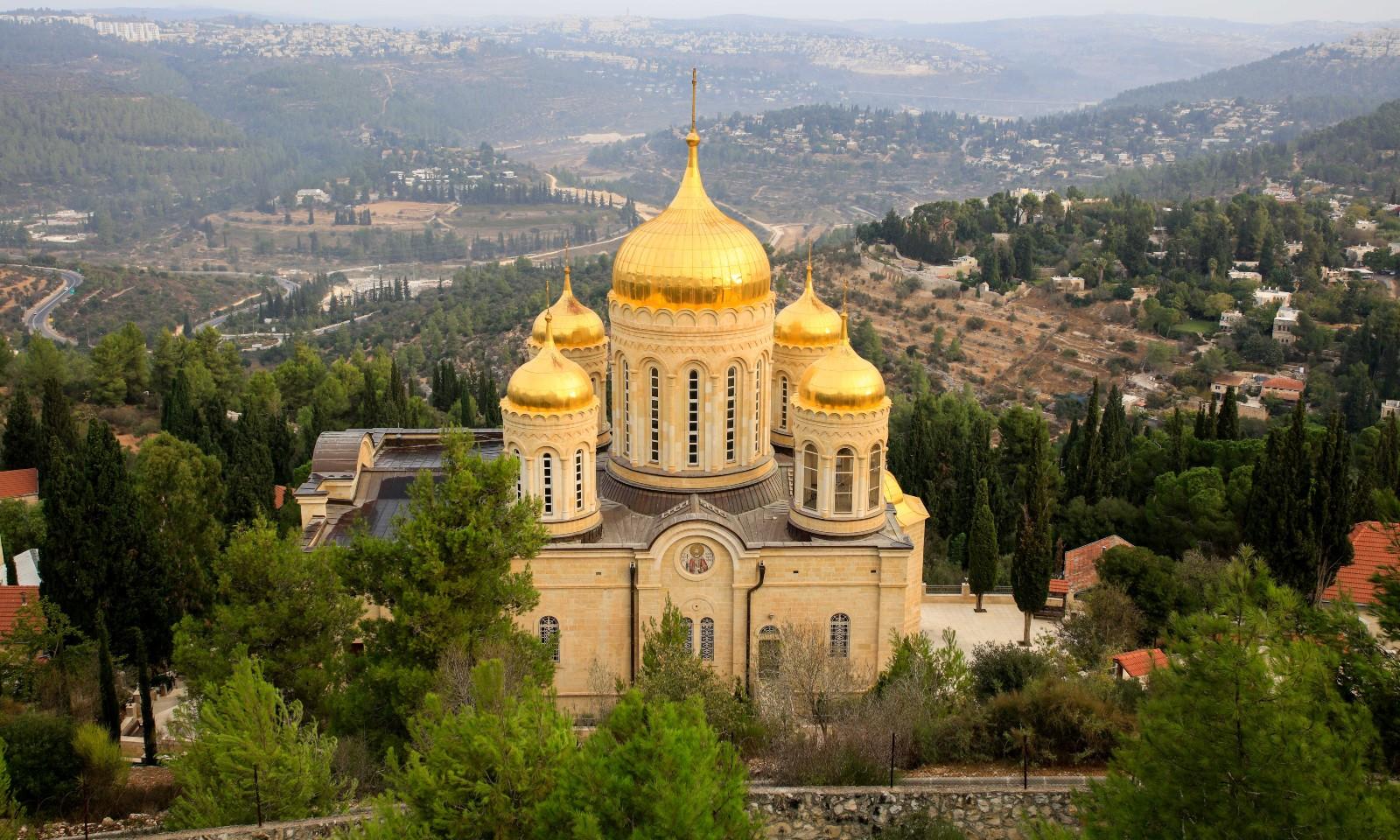 Кто и когда создал «исторически безупречный» Иерусалим