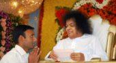 Сатья Саи Баба гуру ашрам Индия