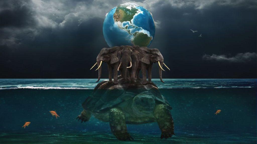 География «древнего мира»